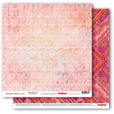 Dwustronny papier do scrapbookingu ScrapBerry's