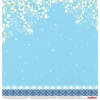 Dwustronny papier do scrapbookingu Japanese Dreams - ScrapBerry's