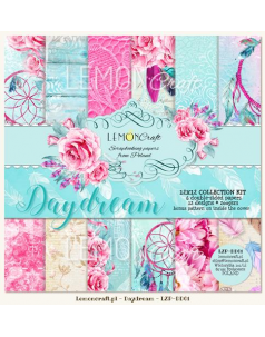 Lemon Craft  Day Dream COLLECTION KIT - ZESTAW papierów 12""