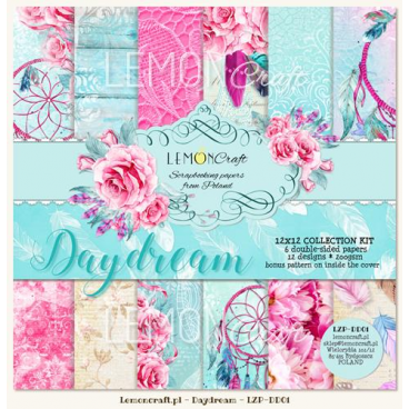 LemonCraft  Day Dream COLLECTION KIT - ZESTAW papierów 12""