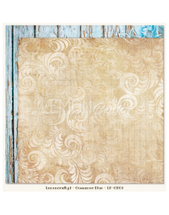 Lemon Craft papier do scrapbookingu - Gossamer Blue 03