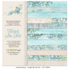 Lemoncraft  Forget me not COLLECTION KIT - ZESTAW papierów 12""