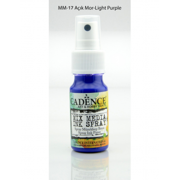 Mgiełka MIX Media 25ml - MM17 Light Purple