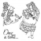 Zestaw stempli 10,5*10,5cm-Fairy Tale: Once upon a time - ScrapBerry's